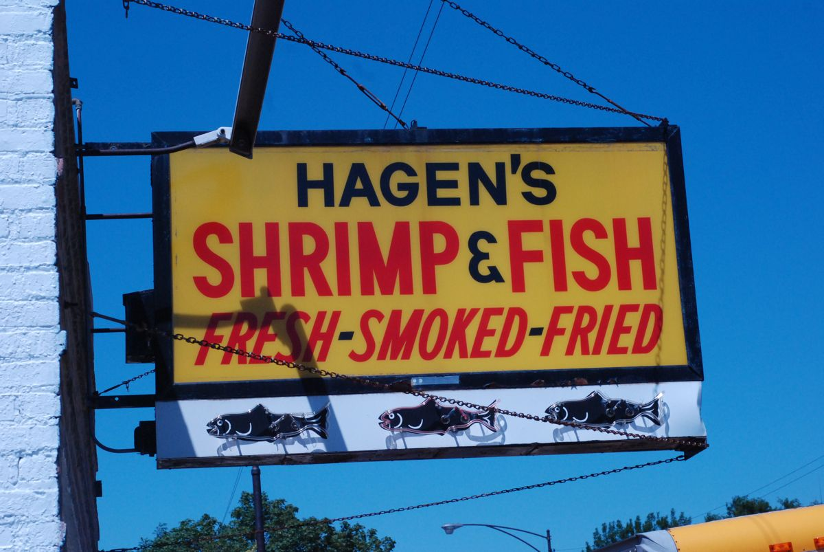 Our life the jlh life for Hagen s fish market